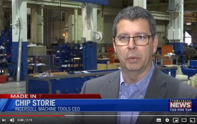 Interview Ingersoll Machine Tools: Giant Magellan Telescope